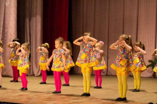 Новорічний концерт вихованців ЦБК (2)