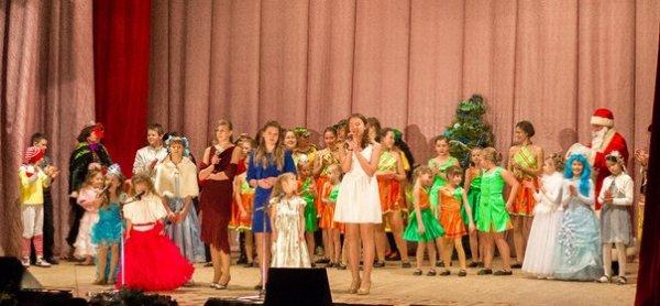 Новорічний концерт вихованців ЦБК (37)