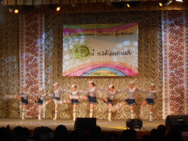 Фестиваль талантів в Ірпені
