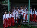 Виступ вокально-фольклорного ансамблю «Веселочка» та ансамблю сопілкарів «Дударики»