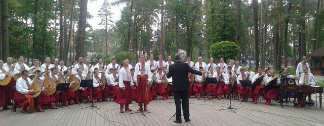 Святкування Дня Конституції України в Ірпені
