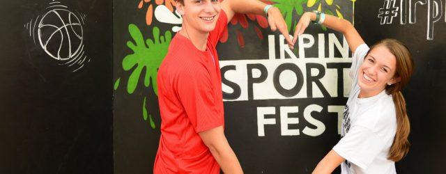 Irpin Sport Fest – тиждень радості і спорту!